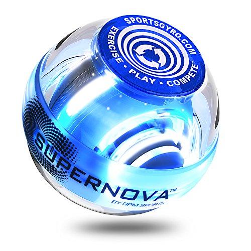 Powerball Supernova LED, Azul, Talla...