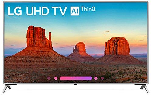 LG Electronics 70UK6570PUB 70-Inch 4K Ultra HD Smart LED TV (2018 Model)