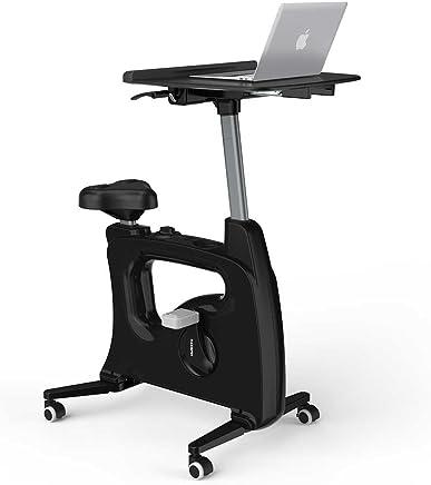 FLEXISPOT - Bicicleta de computadora de Oficina en casa, Altura Ajustable, Ciclo de computadora, Profesional