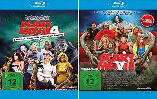 Scary Movie 4 + 5 (Duo-Set)