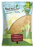 Organic Yellow Maca Powder, 8 Pounds - Non-GMO, Kosher, Raw Ground Maca Root, Vegan, Flour, Bulk