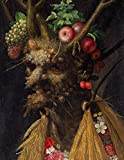 Giuseppe Arcimboldo Sketchbook #1: Four Seasons in One Head Giuseppe Arcimboldo Sketchbooks For Artists Adults and Kids to Draw in 8.5x11' 100 blank pages. Cool Artist Gifts