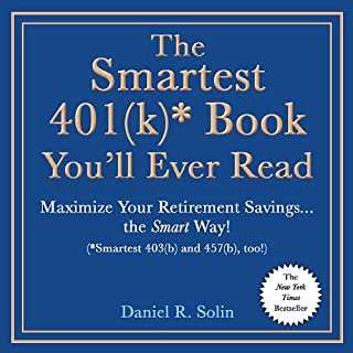 The Smartest 401(k) Book You'll Ever Read cover art