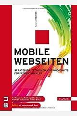 Mobile Webseiten by Unknown(2015-08) Gebundene Ausgabe