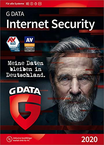 G DATA Internet Security | 3 Geräte - 1 Jahr