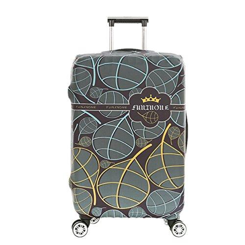 YiJee Antipolvere Copertura per Valigia Elastica Mano Protettore Bagagli Cover Suitcase Come I'immagine 2 XL