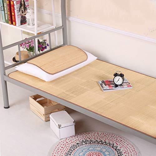 I will take action now Rattanmatte kühle und Flexible Matte gegen Mehltau Einzelbett Schlafsaal Schlafsack Schlaf Sommer (größe : 90X190cm)