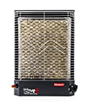Camco Olympian RV Wave-6 LP Gas Catalytic Safety Heater, Adjustable 3200 to 6000 BTU, Warms 230 Square Feet of Space, Portable and Wall Mountable