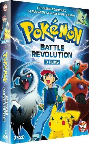 Pokémon - Battle Revolution - 3 films