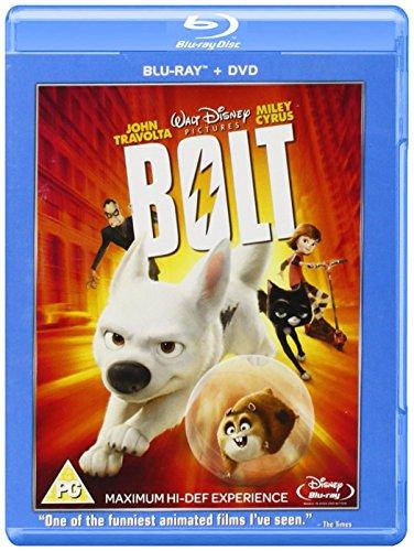 Bolt Combi Pack (Blu-ray + DVD) [Region Free]
