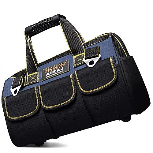 AIRAJ Bolsa de herramientas,33×21×25cm,Bolsa...
