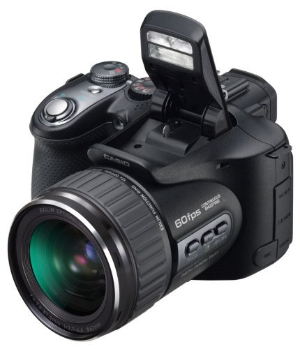 Casio EXILIM Pro EX-F1 - Cámara Digital Compacta 6 MP - Negro