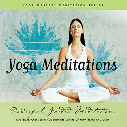 Yoga Meditations  audiobook cover art