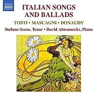 Italian Songs and Ballads / Secco, Abramovitz
