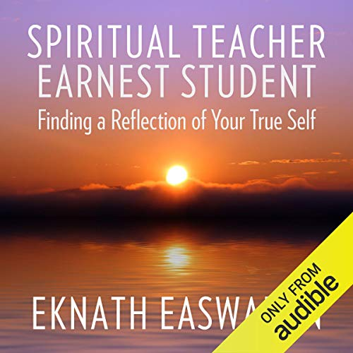 Spiritual Teacher, Earnest Student cover art