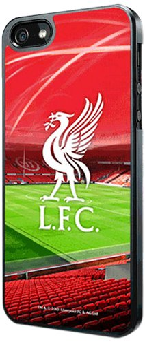 InToro Liverpool FC - 3D Case for Apple iPhone 5/5S I Ultra-Slim Bumper Cover I Anti-Scratch Smartphone Protection
