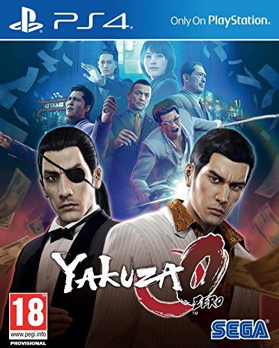 Yakuza 0 - PlayStation 4 - [Edizione: Regno Unito]