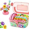 145-Pieces GILI Flower Garden Building Toys