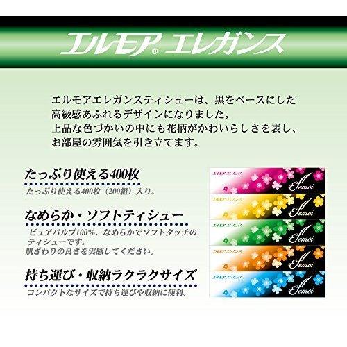 カミ商事 エルモア エレガンスティシュー 5箱