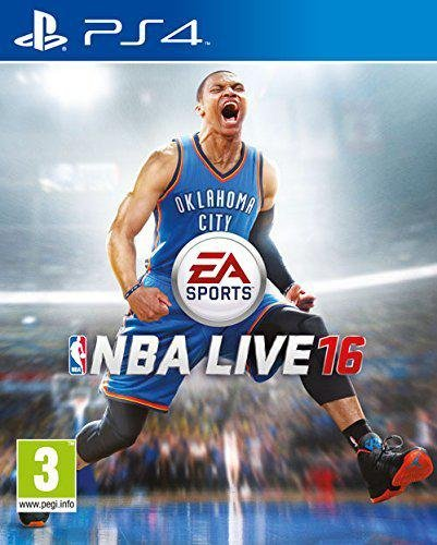 NBA LIVE 16 - [PlayStation 4]