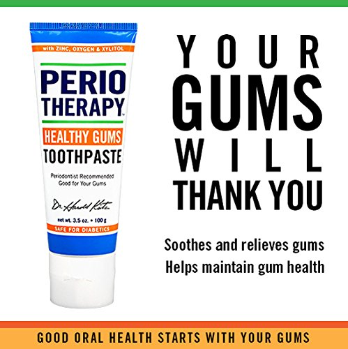 PerioTherapy Toothpaste