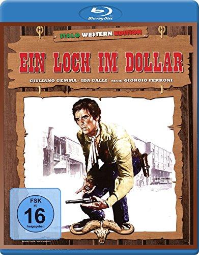 Ein Loch im Dollar [Blu-ray]