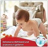 Huggies Windeln Ultra Comfort Baby Größe 3 Monatsbox, 1er Pack (1 x 168 Stück) - 8