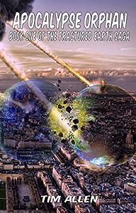 The Fractured Earth Saga 1巻 表紙画像