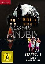 Das Haus Anubis - Staffel 1, Teil 2, Folge 62-114 [4 DVDs]