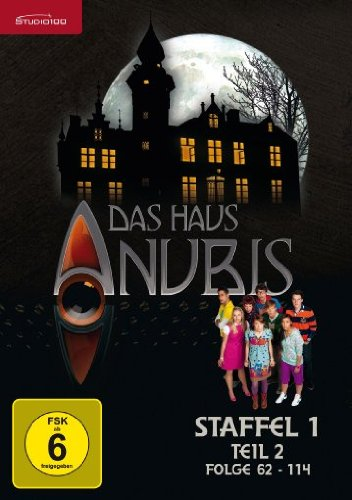 Staffel 1.2, Episoden 62-114 (4 DVDs)