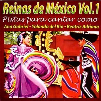 Reinas De Mexico Vol.1