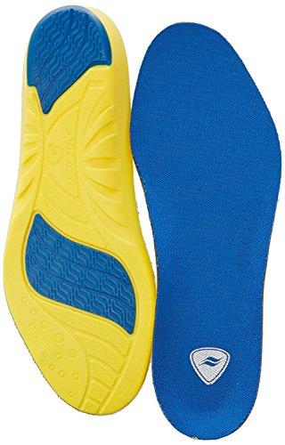 Sofsole - Plantillas de Atletismo para Hombre Azul Talla:40-42