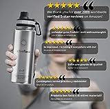 Trinkflasche ACTIVE FLASK von BeMaxx Fitness - 3
