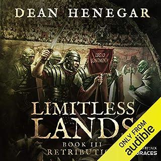 Page de couverture de Limitless Lands, Book III: Retribution