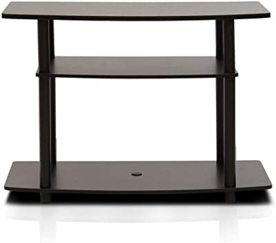 Amazon Com Leick Mission Hall Console Table Russet