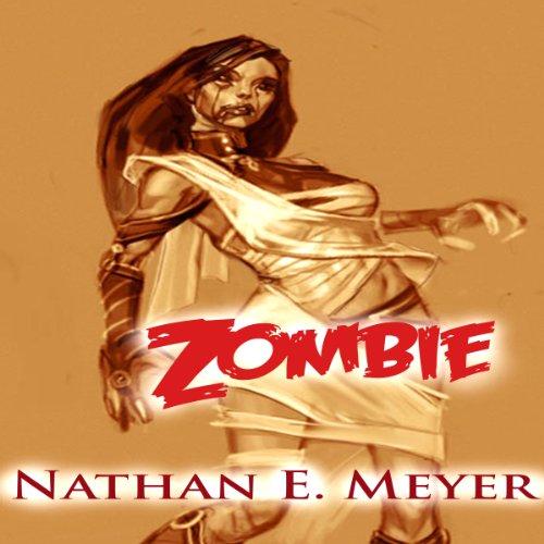 ZOMBIE audiobook cover art