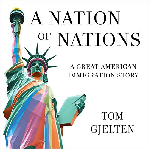A Nation of Nations audiobook cover art
