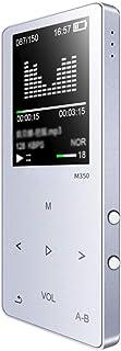 Ajcoflt M350 MP3 Player Metal Sport Mini Portable Audio 4G/8G Music Player
