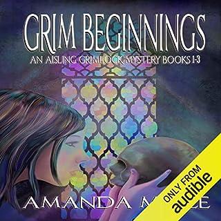 Grim Beginnings audiobook cover art