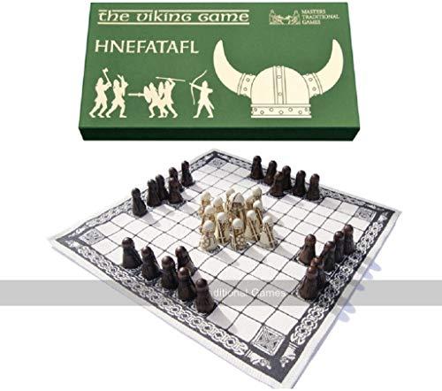 Masters Traditional Games Hnefatafl - El Juego de Vikingos