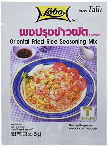 Lobo Würzpaste orientalische gebraten Reis, 12er Pack (12 x 24 g)