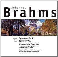 Symphony No.4/Akad.OvertRe