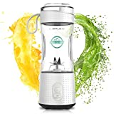 LaHuko Blender Portable Blender Personal Size Blender Juicer Cup for Juice Crushed-ice...