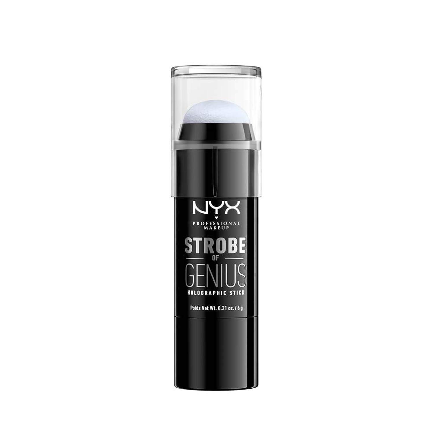 組み込む楽しむ絶対のNYX(ニックス) ストロボオブジーニアス ホロ スティック 02 カラーエレクトリック インベージョン