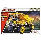Meccano - 6042093 - Jeu de Construction - Camion Benne de Chantier