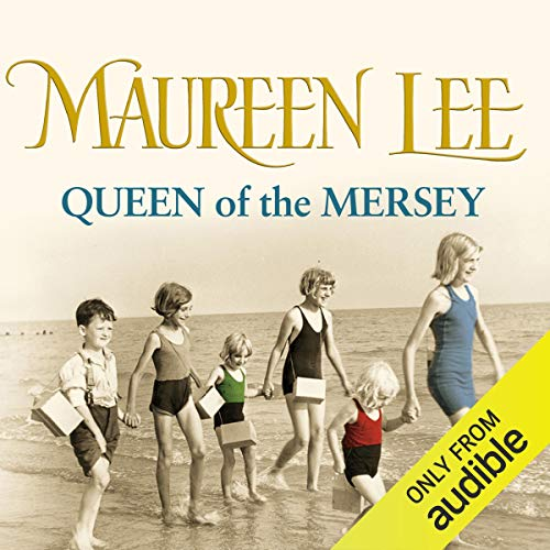 Queen of the Mersey audiobook cover art