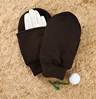 Hornungs Cold Weather Polartec Fleece Golf Mitt - Keep Hands Warm