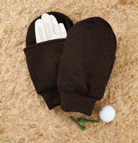 Hornungs Cold Weather Polartec Fleece Golf Mitt - Keep Hands Warm