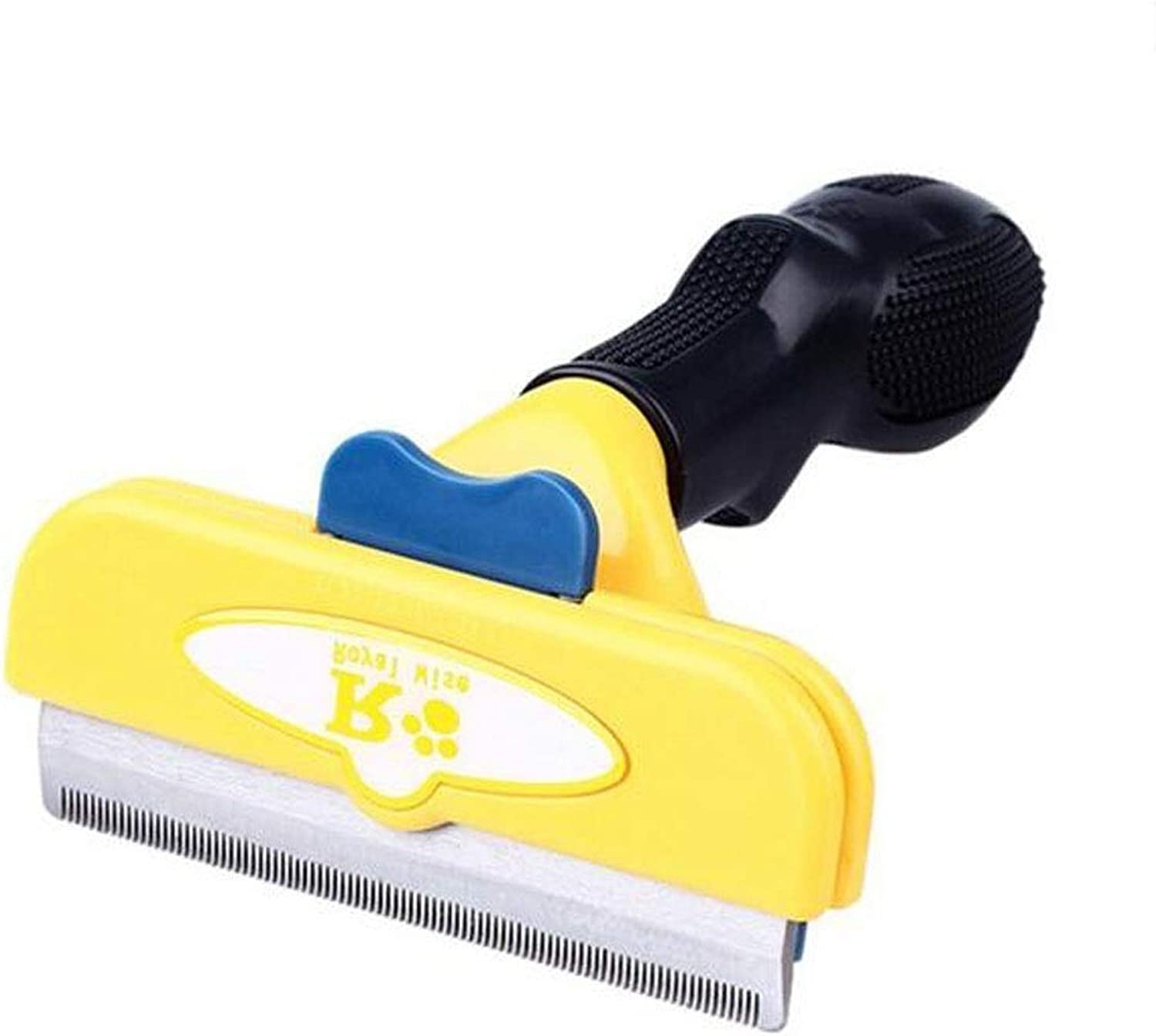 Dog Brush & Cat Brush,Deshedding BrushDog Hair & Cat Hair Shedding ToolEffective Grooming Tool and Reduces Pet Hair Shed by Up to 95%,Best Grooming TooI