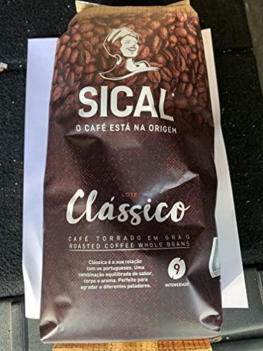 Sical, portugiesische geröstete Kaffeebohnen, 3 x 1 kg